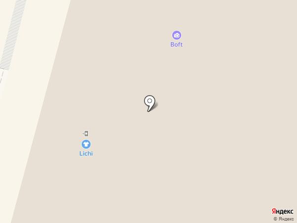 Casio Watch Factory на карте Москвы