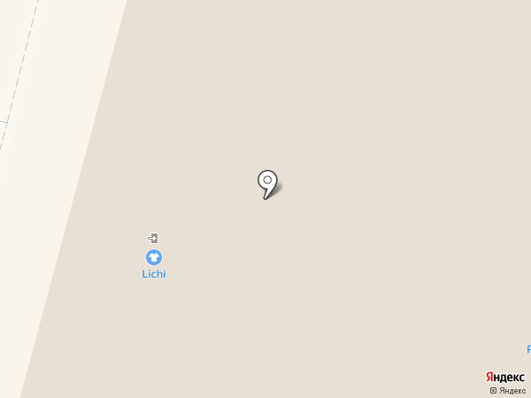 BAZAR на карте Москвы