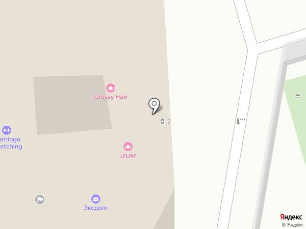 Банкомат, АКБ Легион на карте Москвы