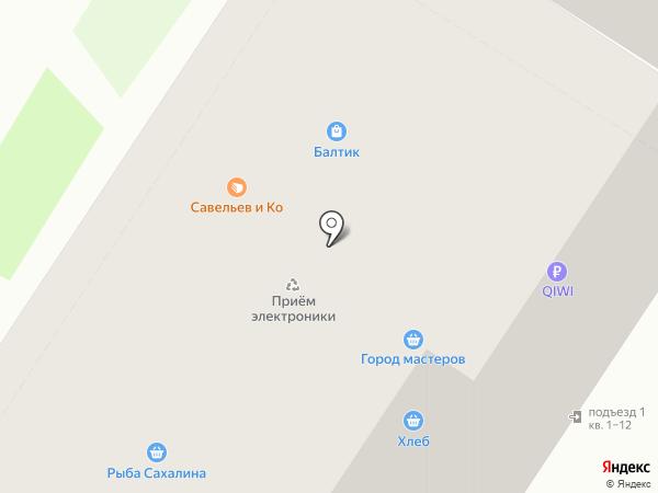 Мария на карте Тулы