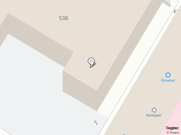 Парк Информационных Технологий на карте Тулы