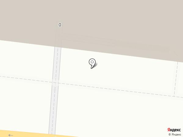 Салон упаковки подарков на карте Москвы