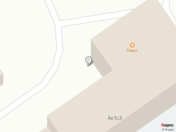 Импекс на карте Москвы