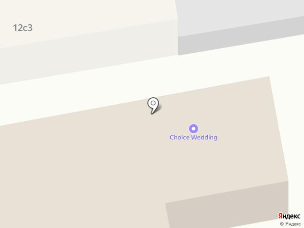 Easy Tour на карте Москвы