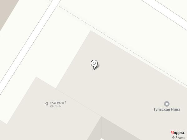Эталон-Аудит на карте Тулы