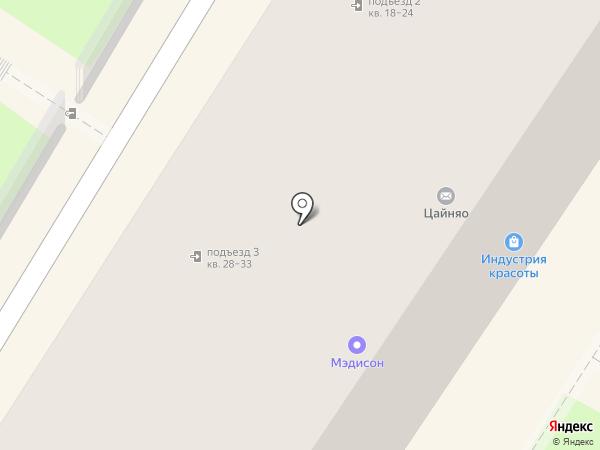 БлокПОСТ на карте Тулы