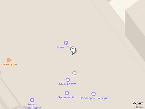 Игровед на карте Москвы