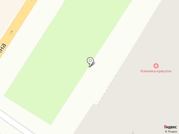 OruS на карте Тулы