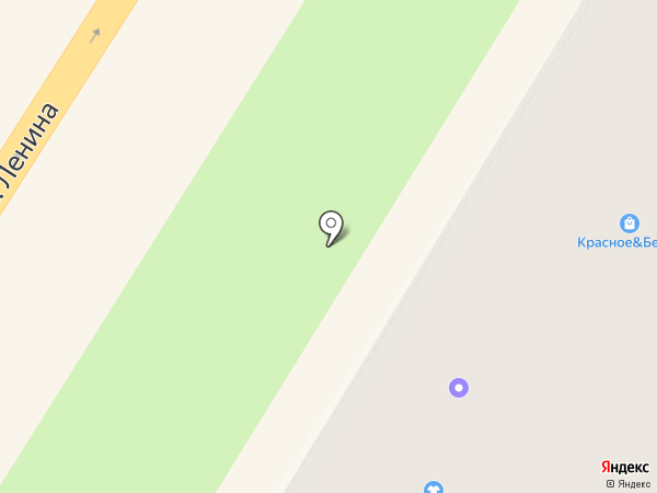 Тамбовчанка на карте Тулы