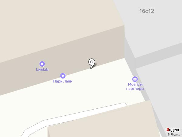 BLM Ekzekyushen на карте Москвы
