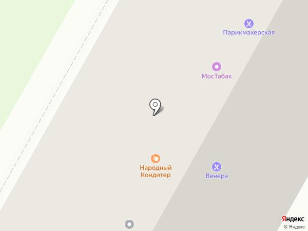 I love mum на карте Москвы