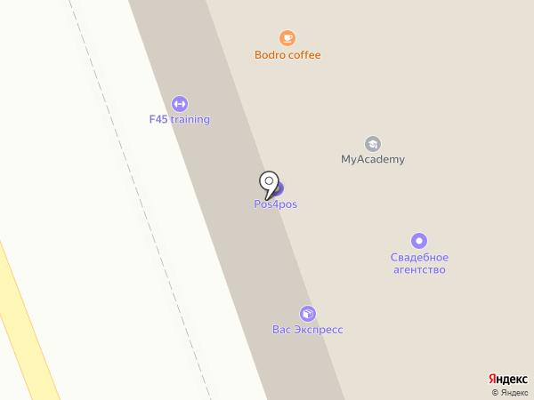 SemenaLuxe на карте Москвы