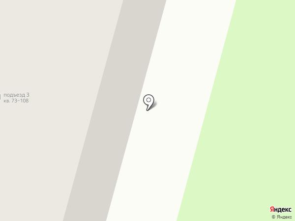 Планета Окон на карте Москвы