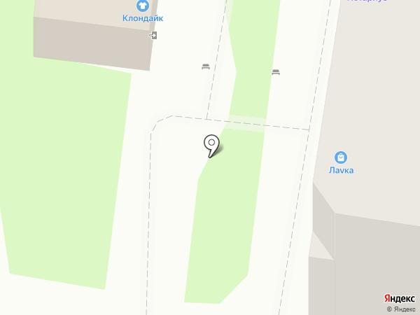Яркий стиль на карте Тулы