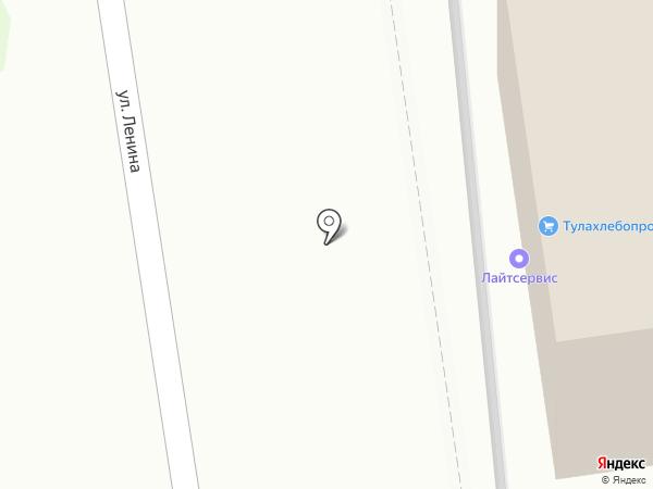 ЖЭУ №3 на карте Тулы