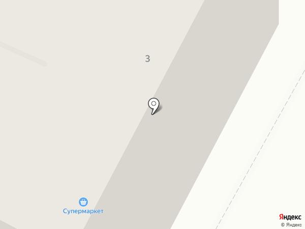 Мельница на карте Москвы