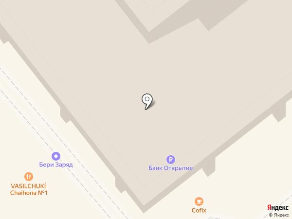 Parter.ru на карте Москвы