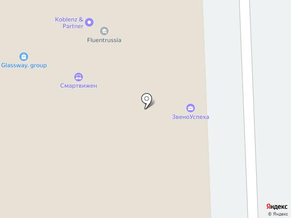 АвтоРешение на карте Москвы