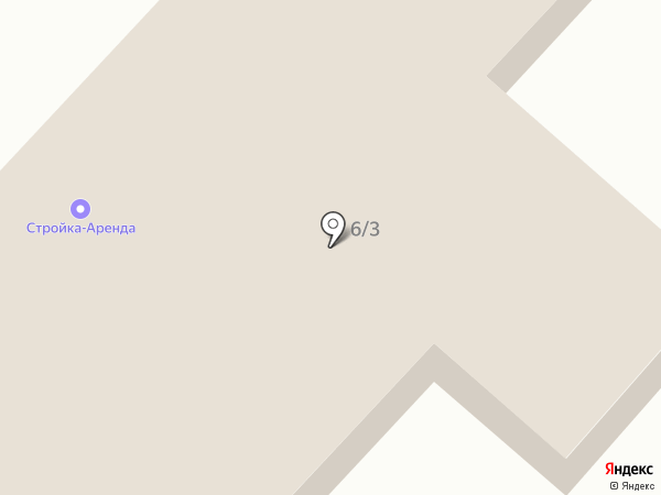 Драйв-Шина на карте Тулы