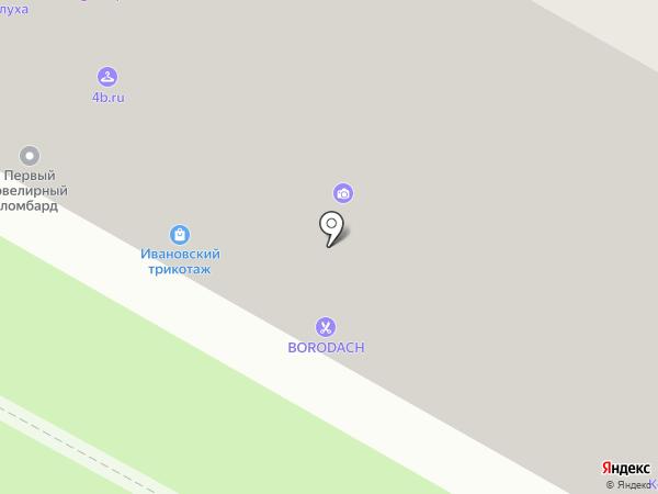 ПЕРВЫЙ ЮВЕЛИРНЫЙ ЛОМБАРД на карте Москвы