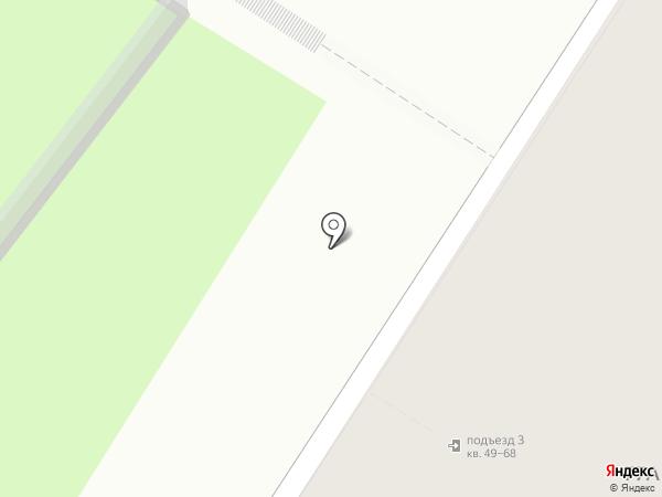 Красные ворота на карте Тулы