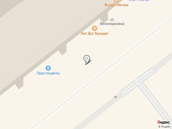 Ramen House на карте Москвы