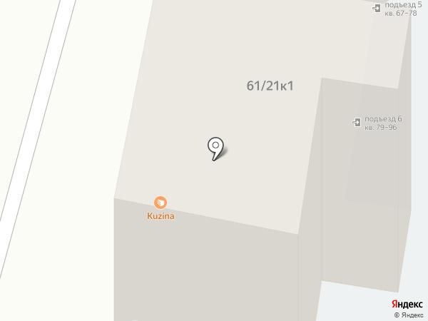 Bianca на карте Москвы