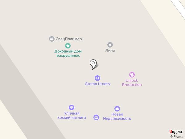 EASTEX GROUP на карте Москвы