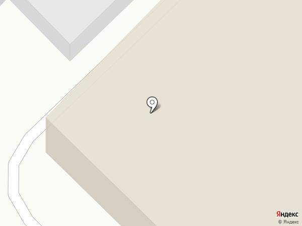Автоскол на карте Тулы