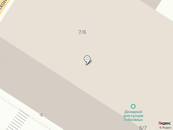 Пельмени & Пельмени на карте Москвы