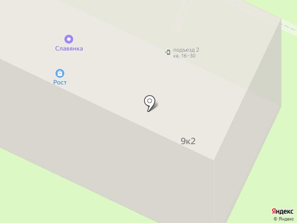 Пикап-Комплект на карте Москвы