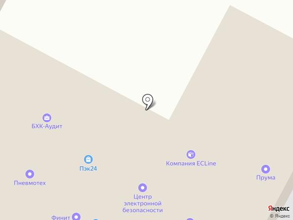 Магазин пневмоинструмента на карте Москвы