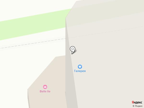 Лаунж на карте Тулы