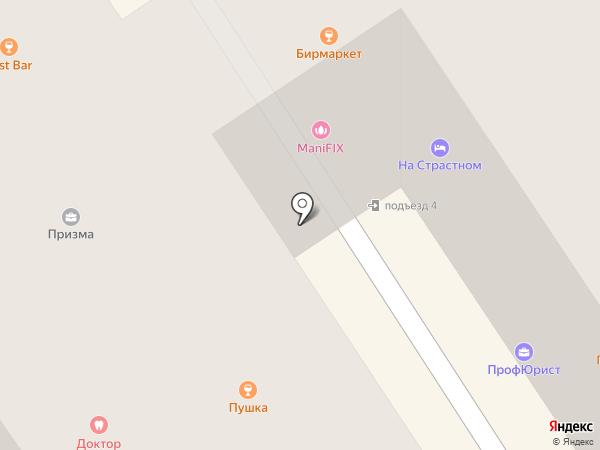 Norka Vape на карте Москвы