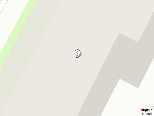 ПСК Горпроект на карте Москвы