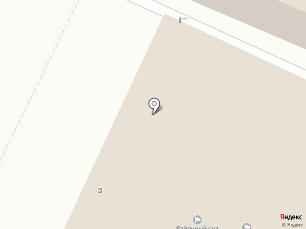 Центр юридических услуг на карте Москвы