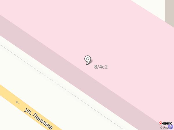 Medswiss на карте Москвы