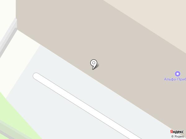 LANNA-STROY на карте Тулы
