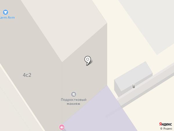 Meine Kurse на карте Москвы