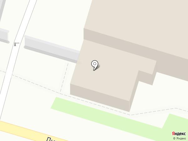 Связь-сервис на карте Тулы