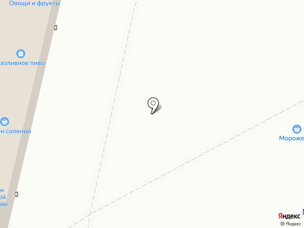 Красная икра на карте Москвы