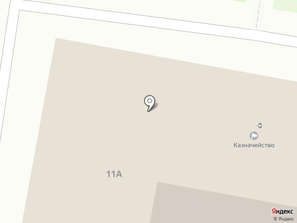 МКП на карте Тулы