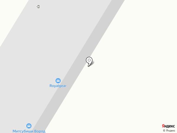 АВТОЗАБОТА на карте Москвы
