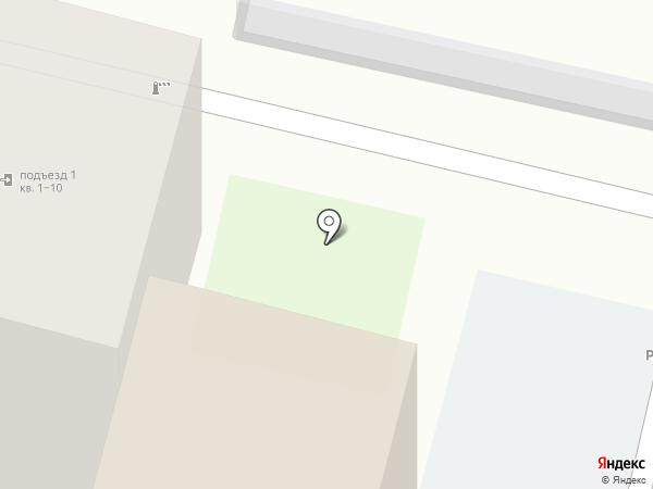 Анэль Мед на карте Москвы