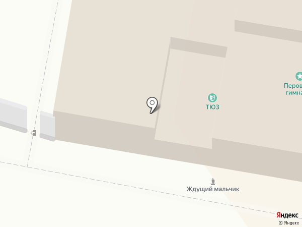 Тульский областной театр юного зрителя на карте Тулы