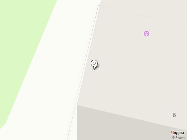Ариадна на карте Москвы