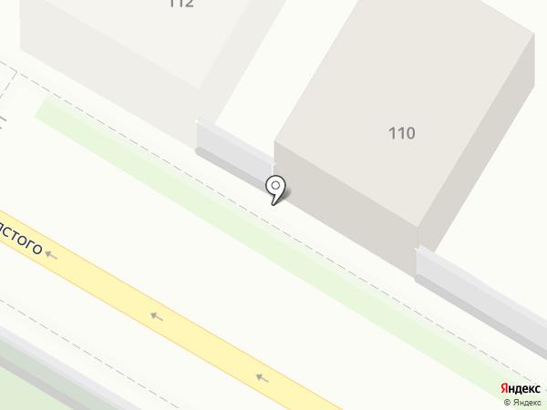 Скорая компьютерная помощь на карте Тулы