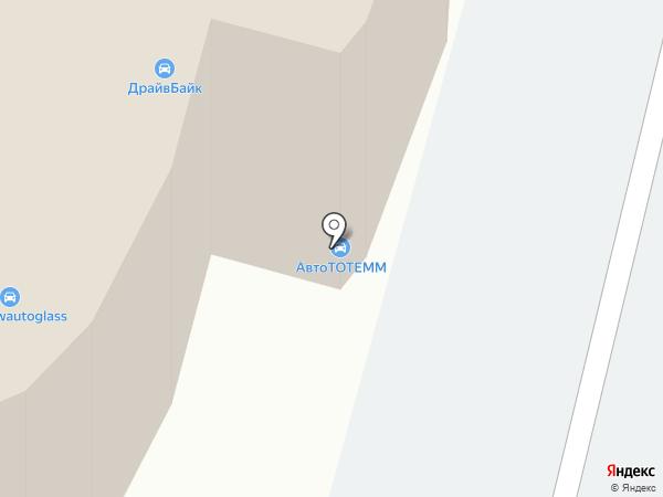 ProAvtoMarket на карте Москвы