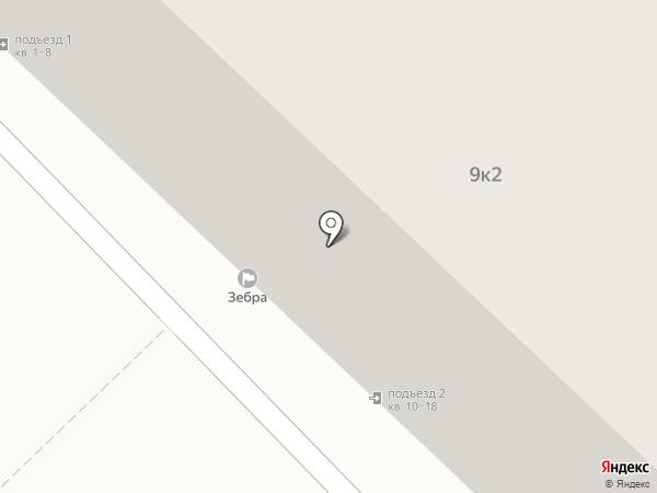 МС-ПРО на карте Москвы