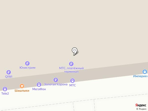 AFFORD на карте Тулы